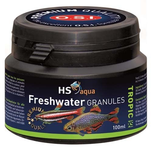 HS Aqua HS Aqua Freshwater Granules XS 100 ml