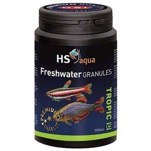 HS Aqua HS Aqua Freshwater Granules XS 1000 ml