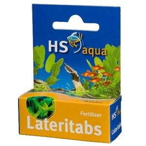 HS Aqua Hs Aqua Lateritabs 10 Tabletten