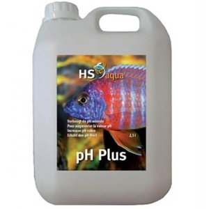 HS Aqua Hs Aqua Ph Plus 2,5 ltr