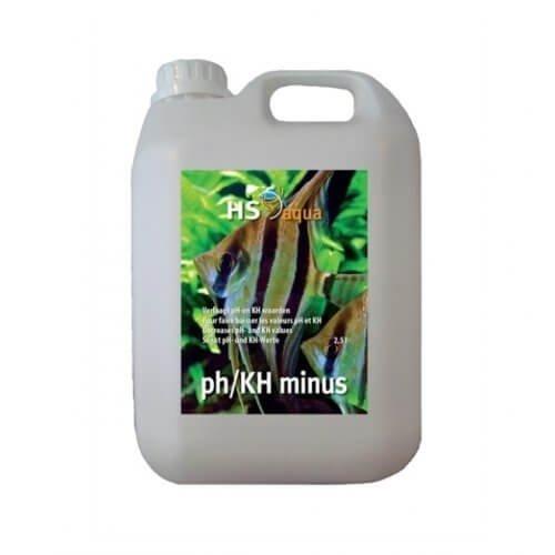 HS Aqua Hs Aqua Ph/Kh Minus 2,5 ltr