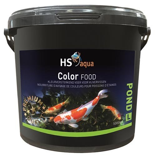 HS Aqua Pond Hs Aqua Pond Food Color L 5 ltr