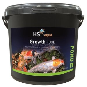 HS Aqua Hs Aqua Pond Food Growth L 5 ltr