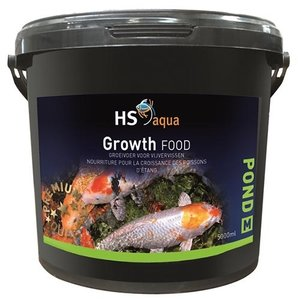 HS Aqua Hs Aqua Pond Food Growth M 5 ltr