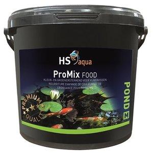 HS Aqua Hs Aqua Pond Food Promix M 5 ltr