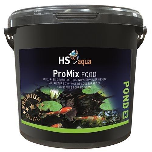 HS Aqua Pond Hs Aqua Pond Food Promix M 5 ltr