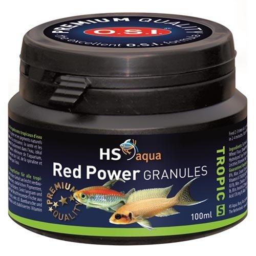 HS Aqua HS Aqua Red Power Granules S 100 ml