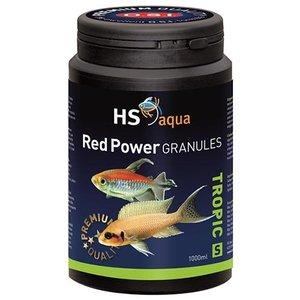 HS Aqua HS Aqua Red Power Granules S 1000 ml