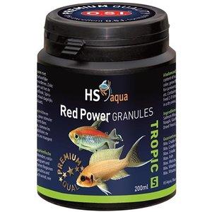 HS Aqua HS Aqua Red Power Granules S 200 ml