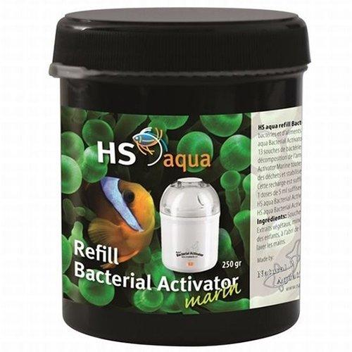 HS Aqua Hs Aqua Refill Bacterial Activator Marine 3000