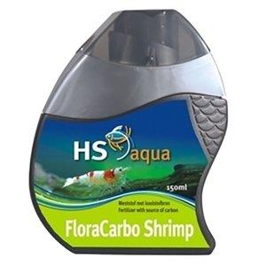 HS Aqua Hs Aqua Shrimp Flora Carbo 150 ML