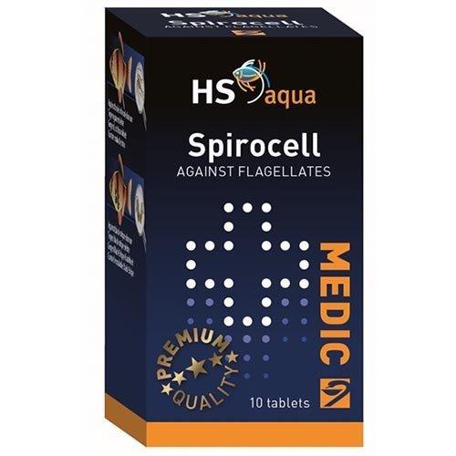 HS Aqua HS AQUA Spirocell 10 tabletten (voor 500 liter)