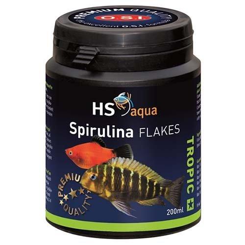 HS Aqua HS Aqua Spirulina Flakes 200 ml