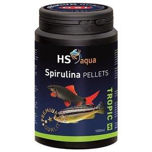 HS Aqua HS Aqua Spirulina Pellets Small 1000 ml
