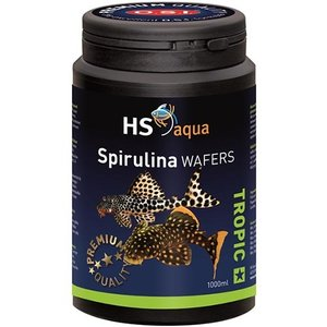 HS Aqua HS Aqua Spirulina Wafers 1000 ml