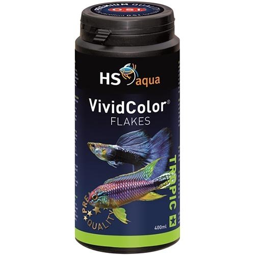 HS Aqua HS Aqua Vivid Color Flakes 400 ml