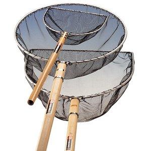 Merkloos Japans net half rond 60 cm steel 200 cm