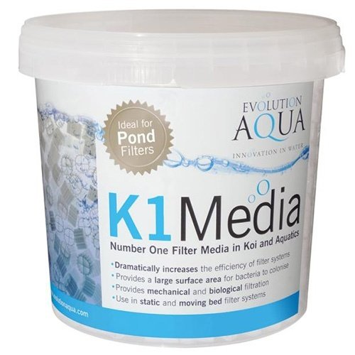 Evolution Aqua K1 (Filtermedium) 3 liter