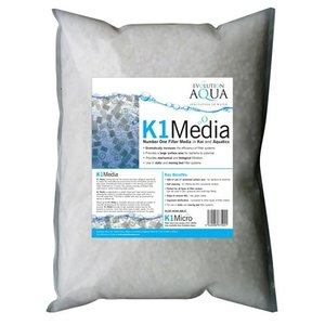 Evolution Aqua K1 (Filtermedium) 50 liter