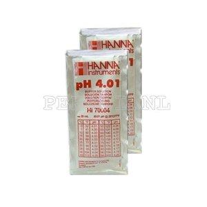 Kalibratie vloeistof 70004P buffer pH 4.01 25 stuks