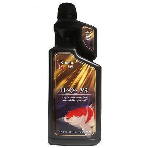 Kinshi Kinshi Products - Waterstofperoxide 3% 1000 ml (actie)