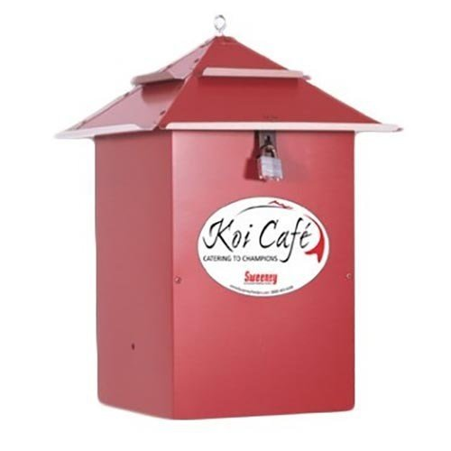 Koi Café Koi Cafe Rood