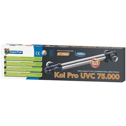 Koi Pro KOI PRO RVS UVC T5 75 W / 75.000 LTR