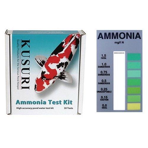Kusuri Kusuri Testset Ammonia (NH3/NH4+)