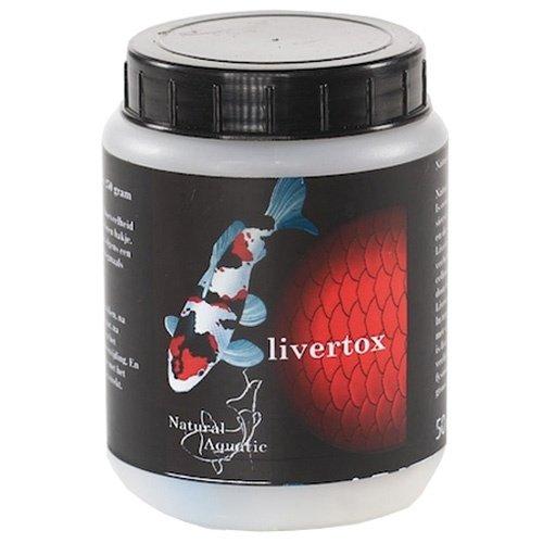 Natural Aquatic Livertox 50 gram (voor 7 kg voer)