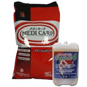 Medicarp Medicarp 10 KG Large + Anarex Bio 10 ltr