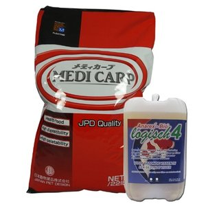 Medicarp Medicarp 10 KG Medium + Anarex Bio 10 ltr
