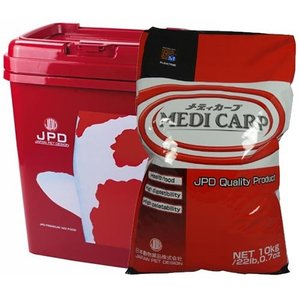 Medicarp Medicarp 10 KG Medium en Bewaaremmer Rood