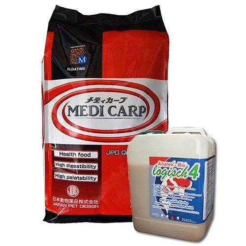 Medicarp Medicarp 5 KG Medium + Anarex Bio 5 ltr