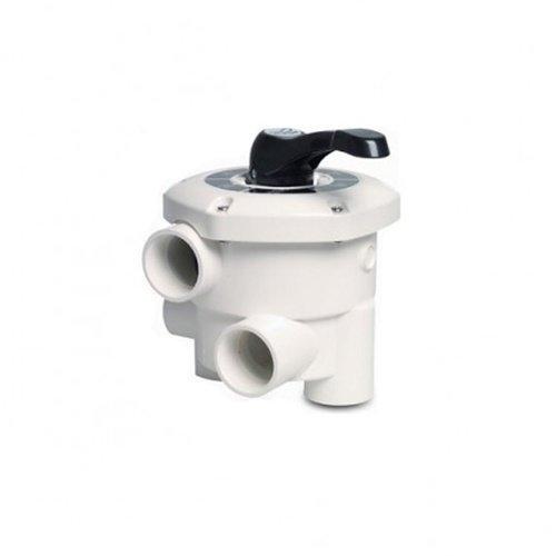 Aquaforte Meerwegklep zeswegklep voorbereid Ultrabead filter