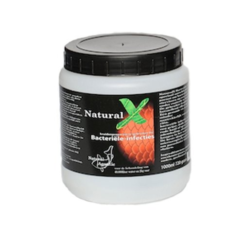 Natural Aquatic Natural Aquatic NaturalX Bacteriële infecties 1000 ml