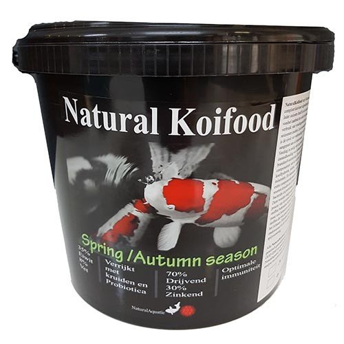 Natural Aquatic Natural Koifood Spring / Autumn Season 4 kg
