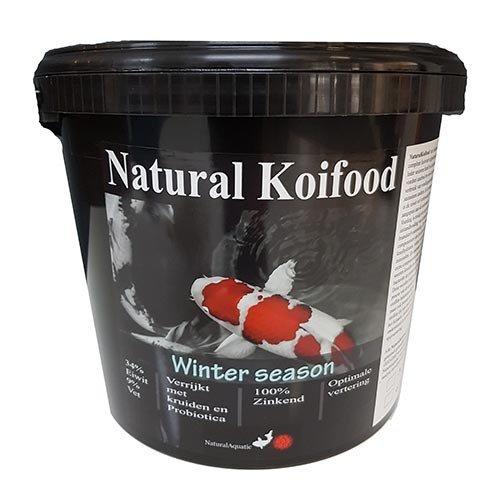 Natural Aquatic Natural Koifood Winter Season 3 kg