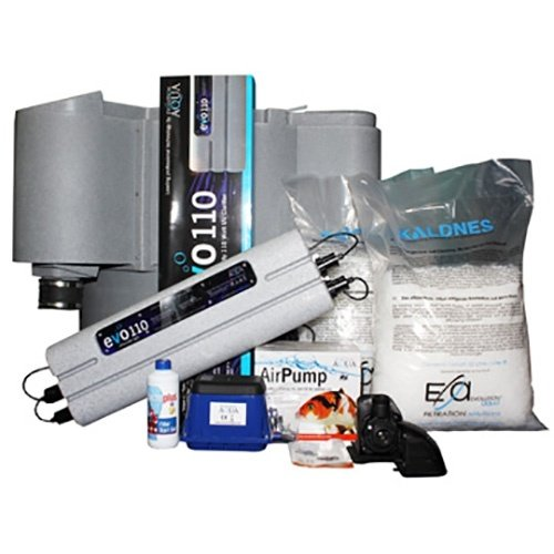 Evolution Aqua Nexus 320 set 3 (tot 68.000 liter koivijver)