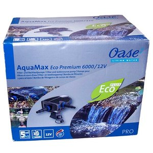 Oase Oase Aquamax Eco Premium 6000 12V