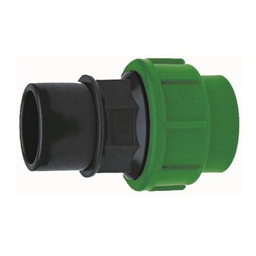 Overgangskoppeling Recht PVC - PE 25-32x20 mm