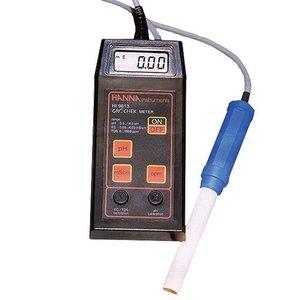 Portable pH, EC en TDS meter type 9813
