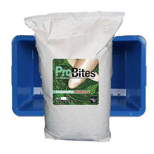 ProBites ProBites Chlorella Sinking 10 KG + Gratis Meetbak