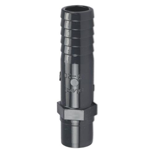 Mega PVC 1/3 Slangtule 20 mm Mega