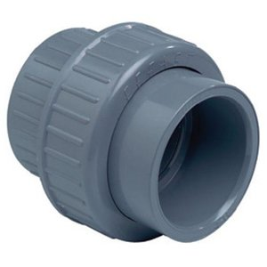 PVC 3/3 koppeling met O-ring 110 mm