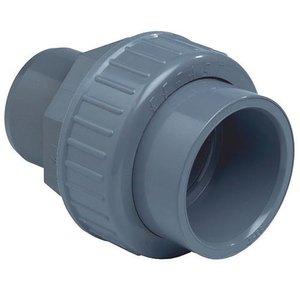 PVC 3/3 koppeling mof/spie 25/32 x 25 mm