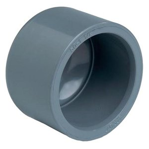 Effast PVC Eindkap Druk 90 mm Effast
