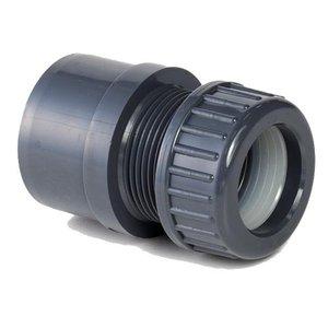 VDL PVC Klem- / Reparatiekoppeling 63/75 mm x 50 mm klem VDL