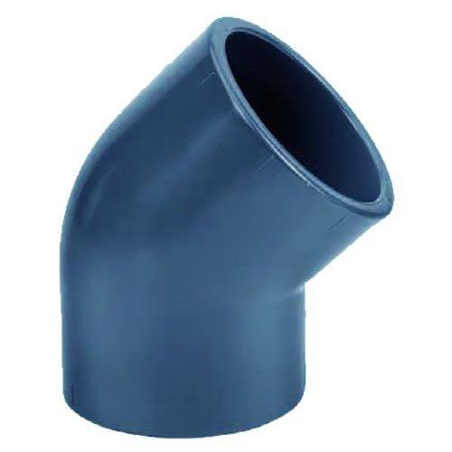 Effast PVC Knie Druk 45º 75 mm Effast