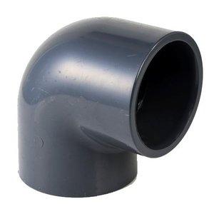 VDL PVC Knie Druk 90º 20 mm VDL