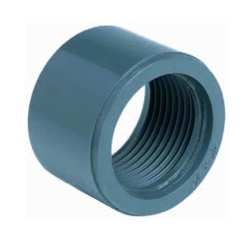 """PVC Lijmring 32 mm x ¾"""" binnendraad (type b)"""